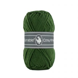 cosy Fine - 2150 Forest green