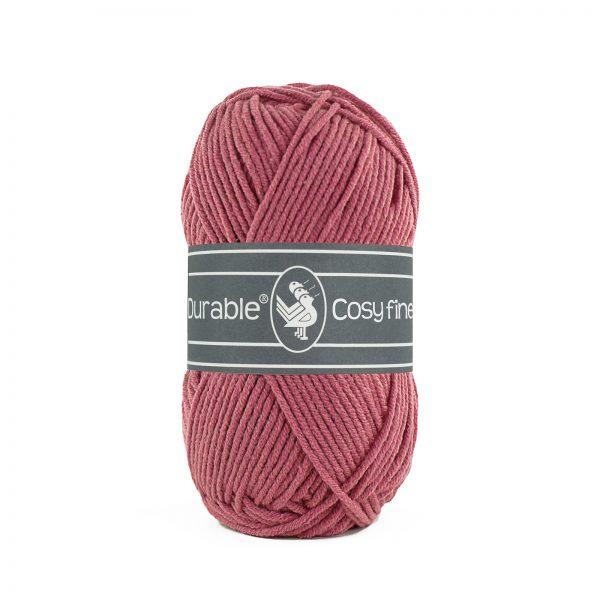 Cosy Fine – 228 rapberry