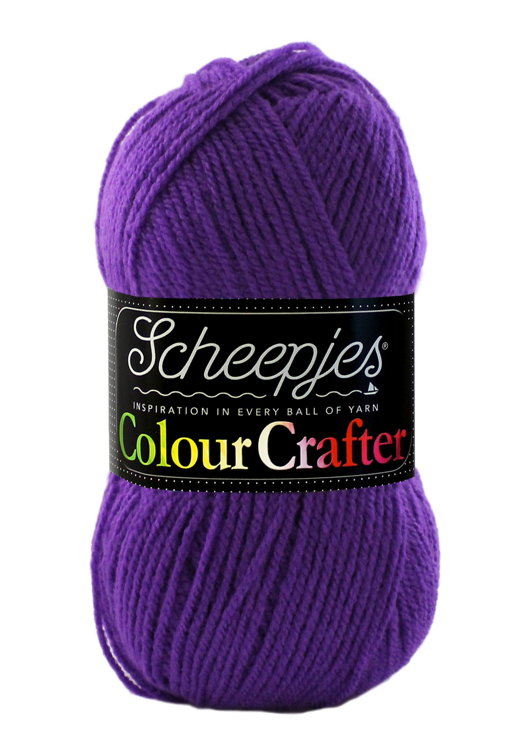 Scheepjes Colour Crafter – Antwerpen 2001 | garenhuisukeus.nl
