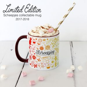 Limited EditionScheepjes collectable mug