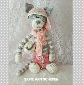 Compleet Haakpakket Sam roze