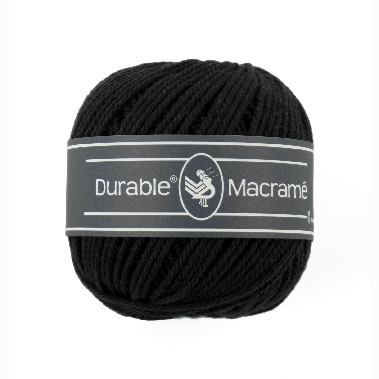 Macramé – 325 Black