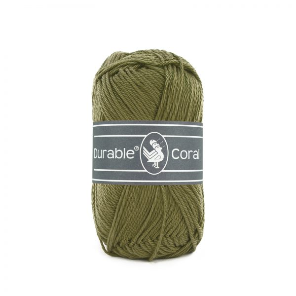 Durable Coral – 2168 Khaki