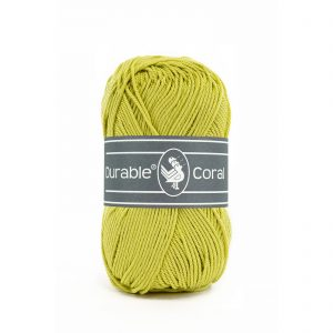 Durable Coral - 352 Lime