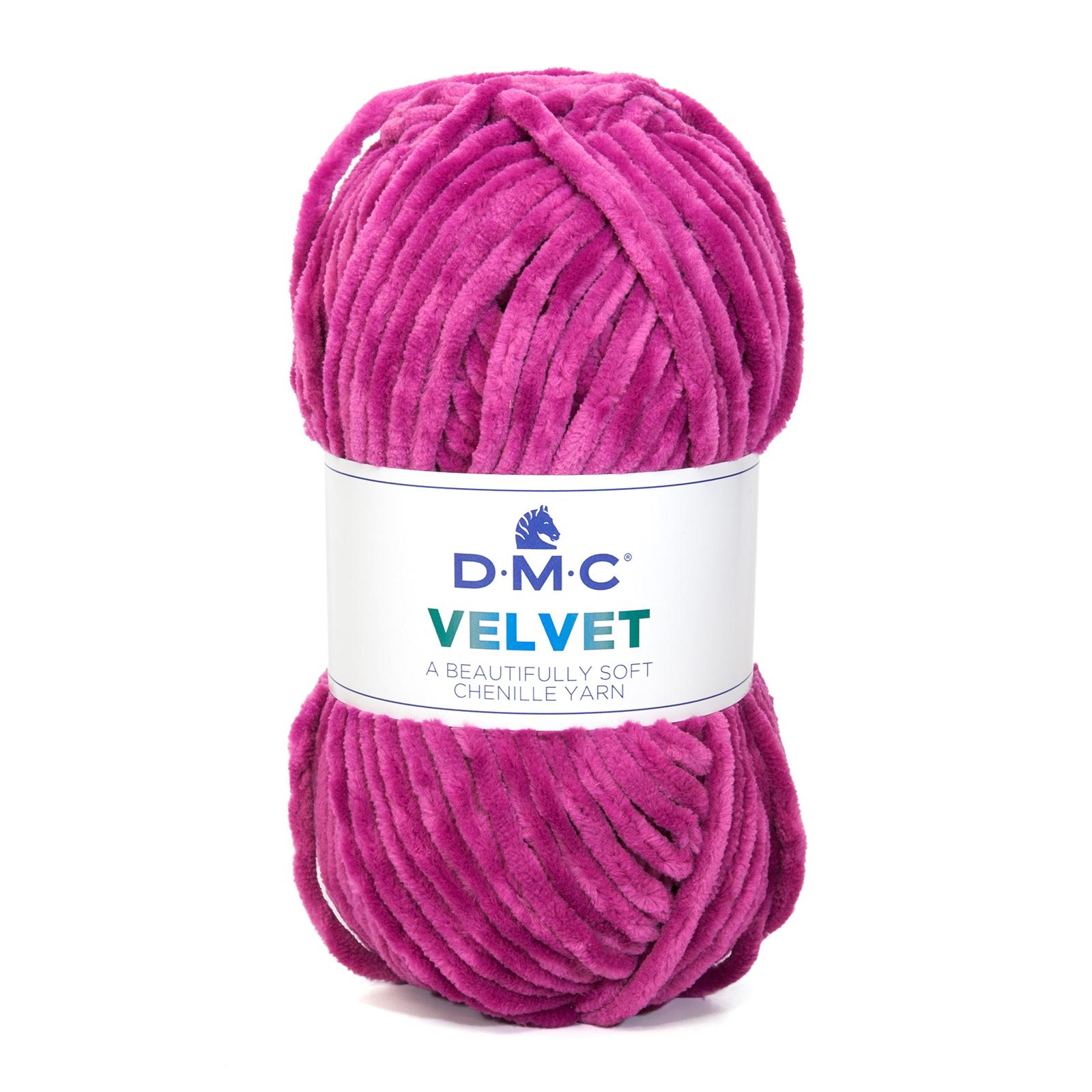 DMC Velvet – 011 Paars