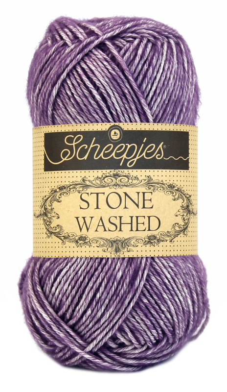 Stone Washed – 811 Deep Amethyst