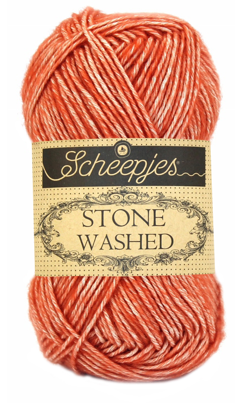 Stone Washed – 816 Coral