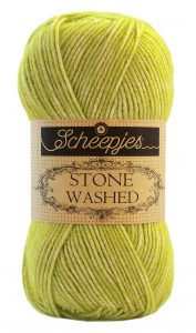 Stone Washed - 827 Groen