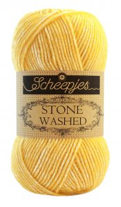 Stone Washed - 833 Geel