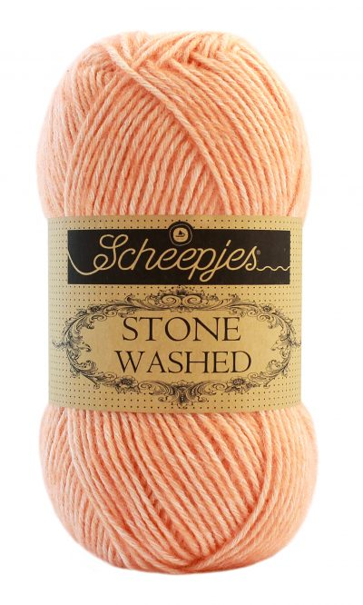 Stone Washed – 834 Rose