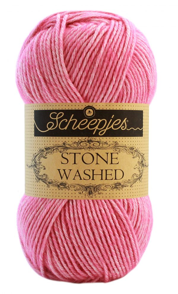 Stone Washed – 836 Roze