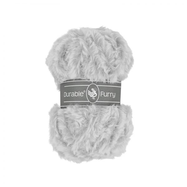Durable Furry Silver Grey – 2228 | Garenhuis u keus