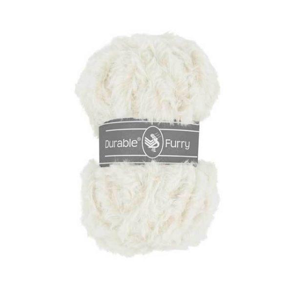 Durable Furry Ivory – 326   Garenhuis u keus