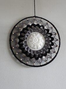 Funny Mandala Flower Classic 25 cm