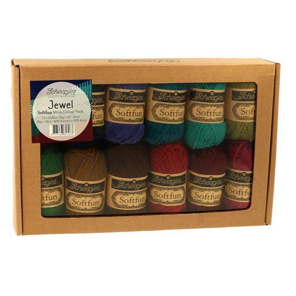 Scheepjes Minis Colour Pack Jewel